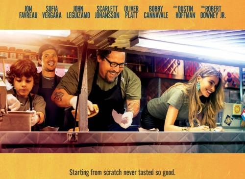 "Popcorn Cinema: ""Chef"" by Jon Favreau"