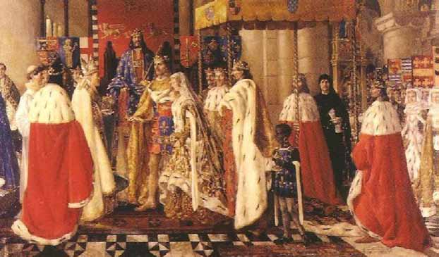 Marriage of John of Gaunt and Blanche of Lancaster, 1359