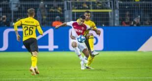 Dortmund vs AS Monaco