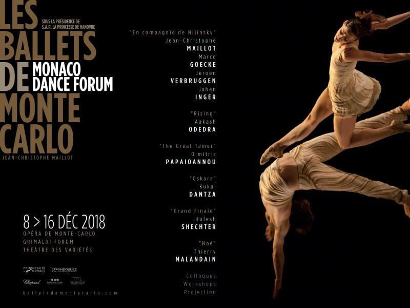 The Monaco Dance Forum Festival