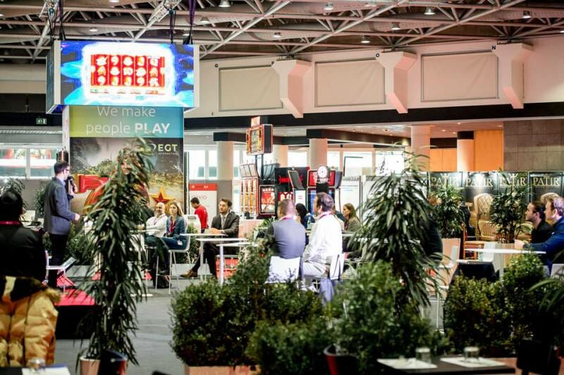 The first edition of World Gaming Expo