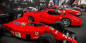 Exposition Ferrari