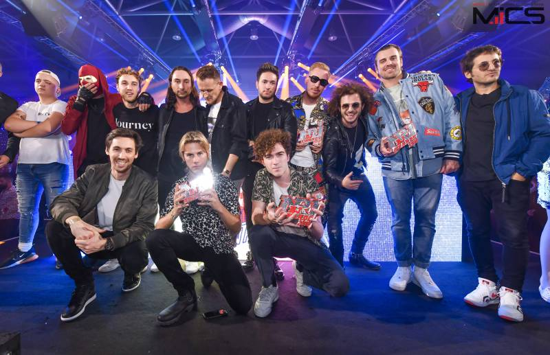 Photo of The best DJ's sets at NRJ DJ Awards 2018 thrilled the Principality for a whole night of pure electrifying music