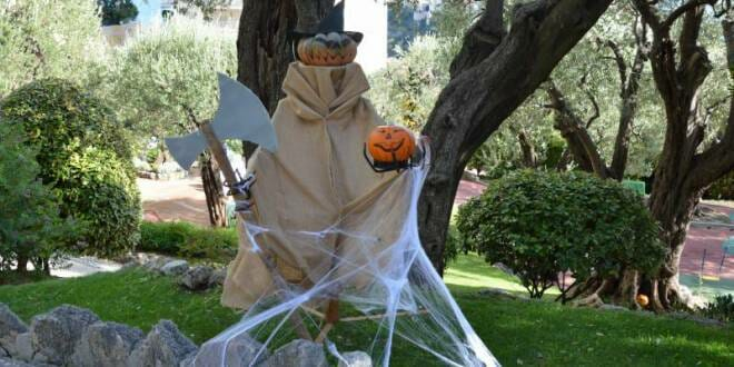 Halloween Party at Parc Princesse Antoinette