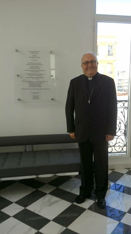 """The """"Agora"""" opens its Christian arms to the Principality"""