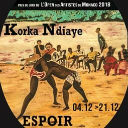 "Exhibition: ""Hope"" by Korka Ndiaye"
