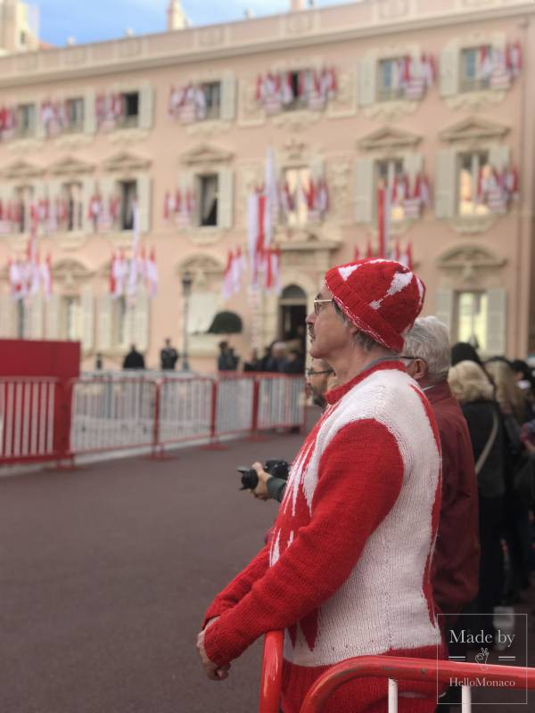 Monaco's National Day