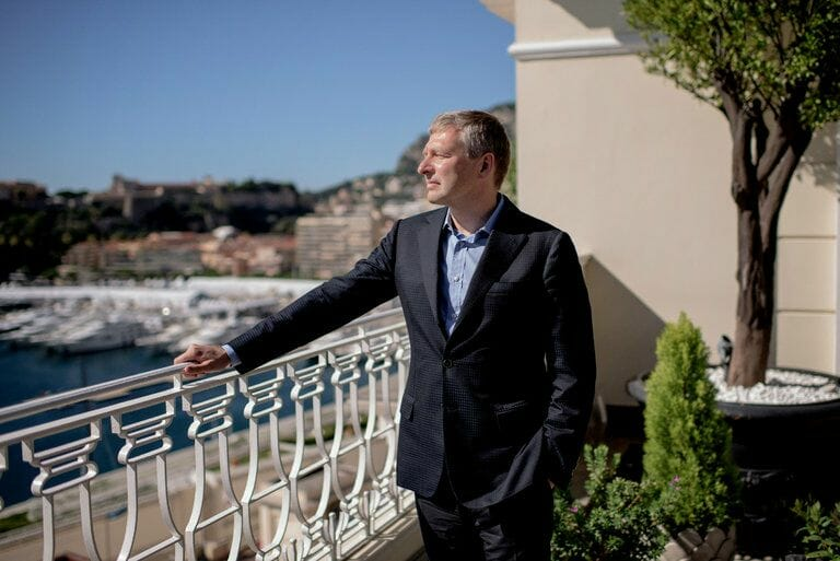 Photo of Dimitri Rybolovlev Detained by Monaco Police for Questioning