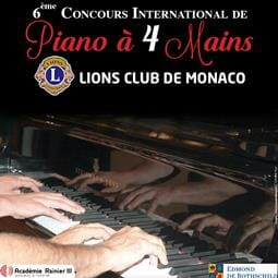 International Competition for Piano-Four Hands