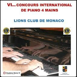 Final of the International Competition for Piano-Four Hands