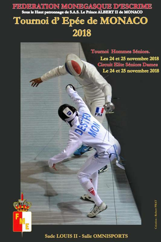 Elite International Epée Fencing Tournament