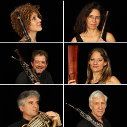 Concert of chamber music