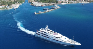 60-meter superyacht St David joins Morley Yachts charter fleet