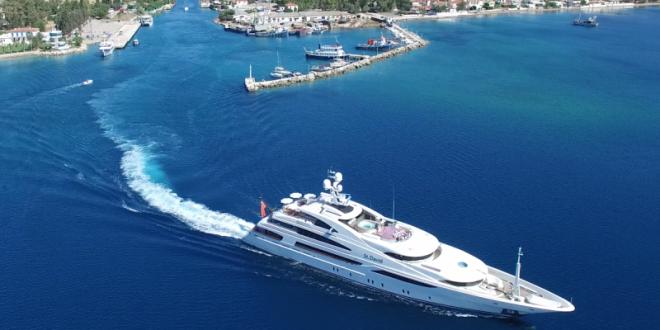 60-meter superyacht St David joins Morley Yachts charter fleet