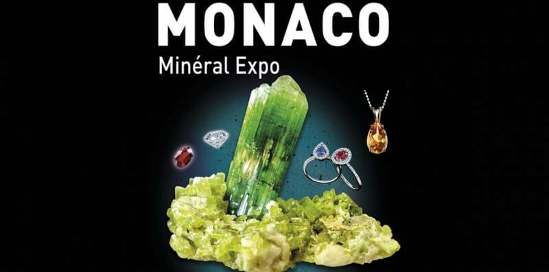 MINERAL EXPO MONACO
