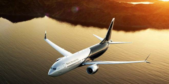 Interview with Gregory Laxton, President of Boeing Business Jets