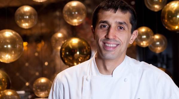 Pastry Chef Sandro Micheli