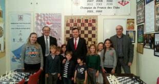 Ladies Chess Circle of Monte Carlo Rules Europe