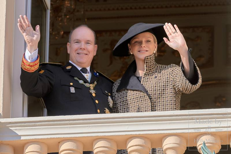 Photo of Prince Albert and Princess Charlene celebrate 9th Wedding Anniversary and other princely news