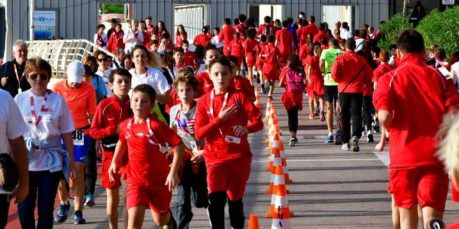 Running for a Good Cause in Monaco
