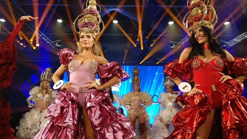 Miss USSR Monaco 2018