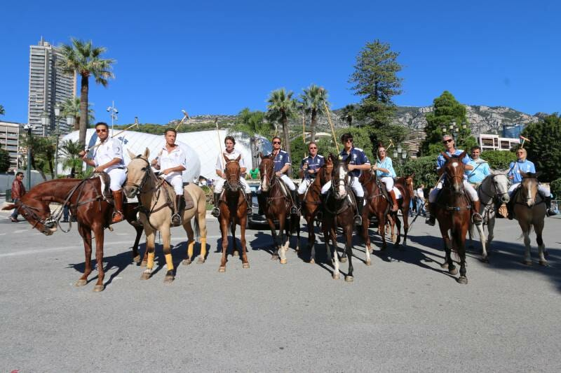 Spectacular Monte -Carlo Polo Trophy Designed to Capture Hearts