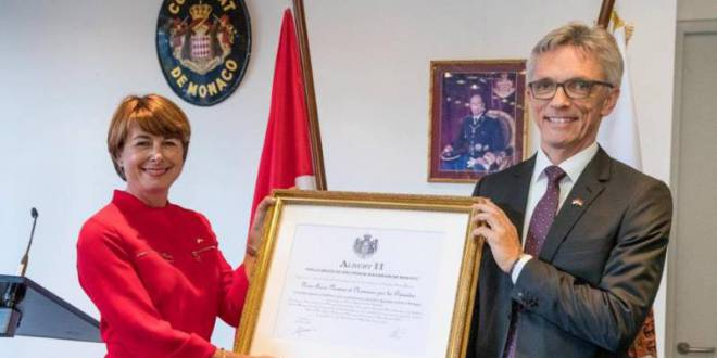 New Monaco Consulate opens in Düsseldorf