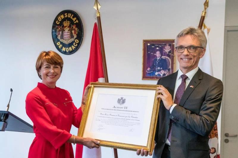 Photo of MC State News: New Monaco Consulate opens in Düsseldorf
