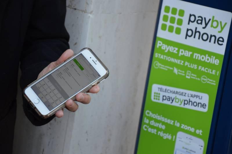 Monaco PayByPhone
