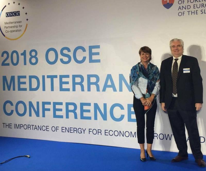 Photo of MC State News: Monaco participates in 2018 OSCE Mediterranean Conference