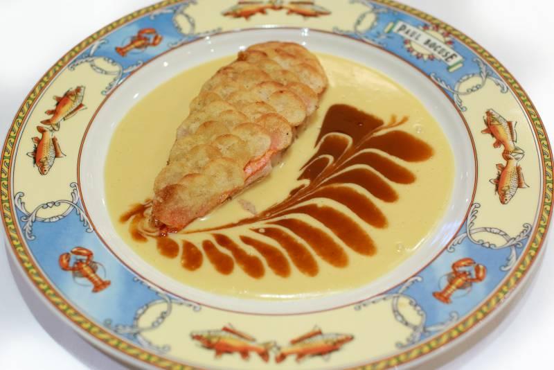 Paul Bocuse dish