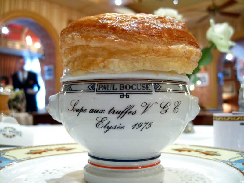 Paul Bocuse Soupe aux Truffles