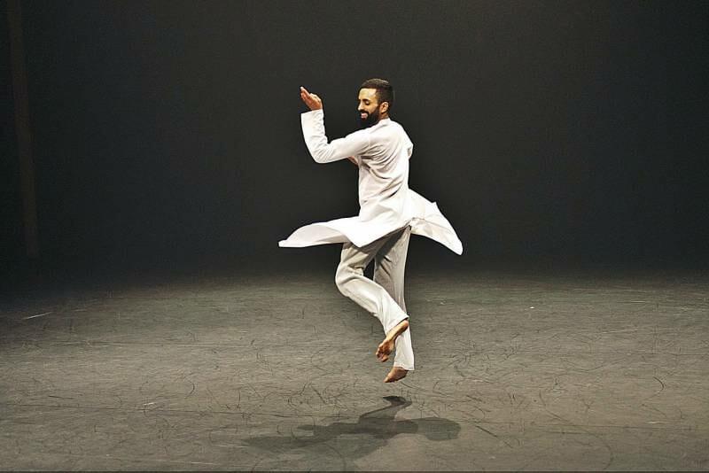 Rising - Aakash Odedra