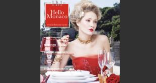 Зимний номер журнала Hello Monaco