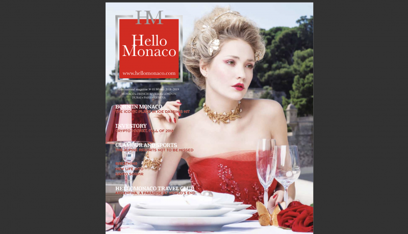 Photo of Welcome HelloMonaco Magazine winter issue: Royal Riviera Feast