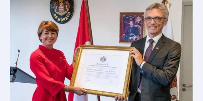 MC State News: новое консульство Монако в Германии