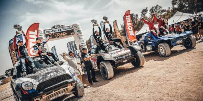 Africa Eco Race-2019 стартует из Монако на день раньше