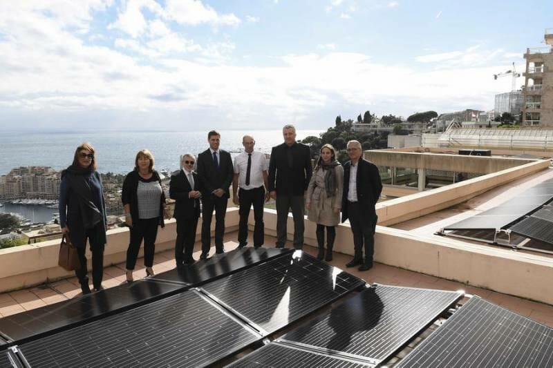 Solar Panels Ecole des Révoires