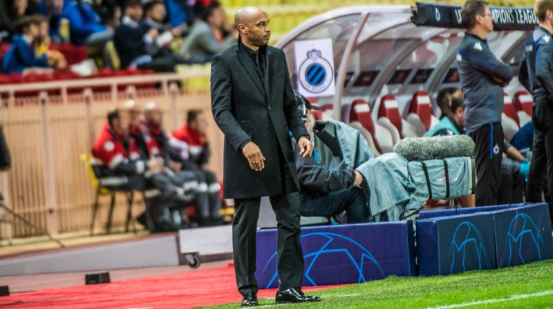 ФК Монако покидает Лигу чемпионов