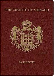 Паспорт Монако расширяет безвизовую географию