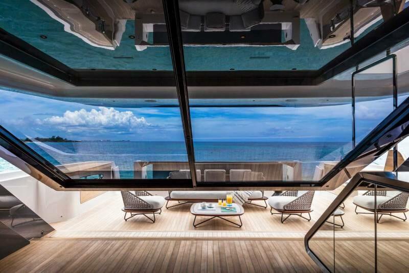 Концепция 117-метровой суперъяхты Alexis и другие новости