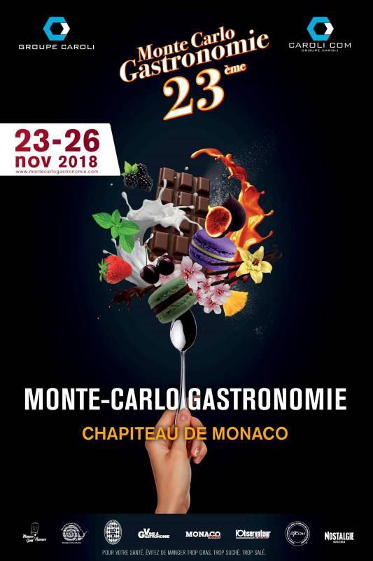 23-й Гастрономический салон Монте-Карло – взбираясь к вершинам вкуса
