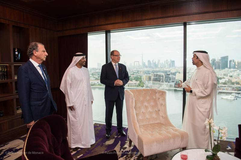 Expo 2020: Prince Albert unveils plans for Monaco Pavilion in Dubai