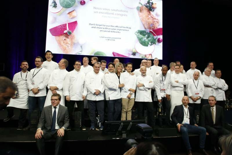 Chefs World Summit (CWS 2018)