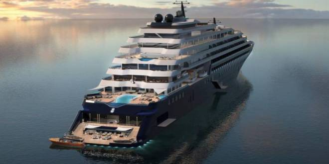 The Ritz-Carlton Yacht Collection: Azora