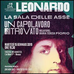 "Lecture on the theme ""Leonardo a Milano..."""