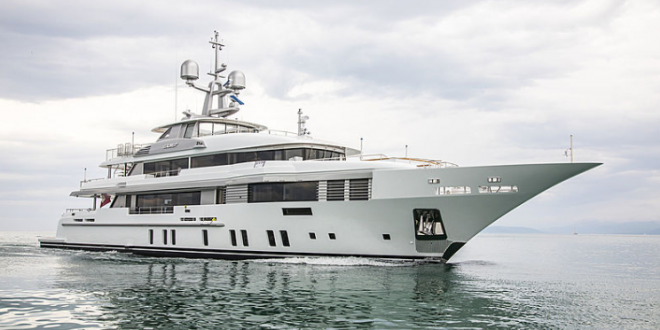 49m Elaldrea+ delivered by Benetti for repeat client
