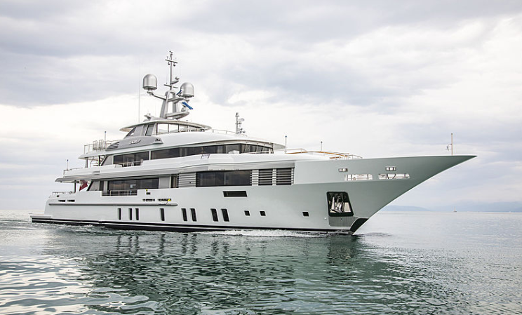 Photo of 49m Elaldrea+ delivered by Benetti for repeat client and other yacht news
