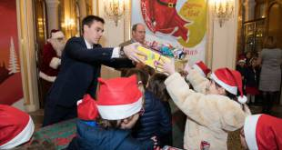 Christmas at the Princely Palace