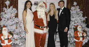 Christmas Ball in Monaco